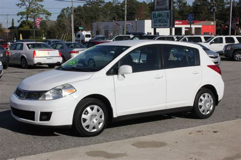 tire pressure monitoring 2009 nissan versa parking system used 2009 nissan versa 1 8 s hatchback for sale in wilmington nc 28405 wilmington auto wholesale