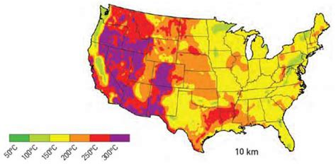 america heat map large scale geothermal power could it work walden labs