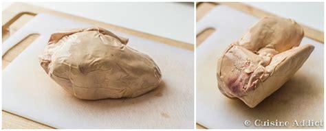 comment cuisiner le foie gras cru comment choisir le foie gras cru