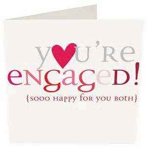 happy engagement card engagement card with so happy for you message cubecure