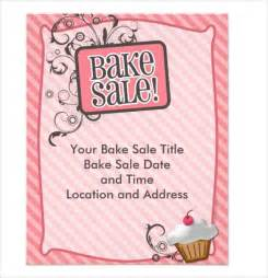 bake sale template bake sale flyer template 34 free psd indesign ai