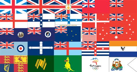 flags of the world history image gallery 1901 australia flag