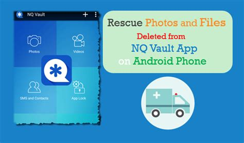 file recovery apps for android how to recover photos and files deleted from vault app on android phone