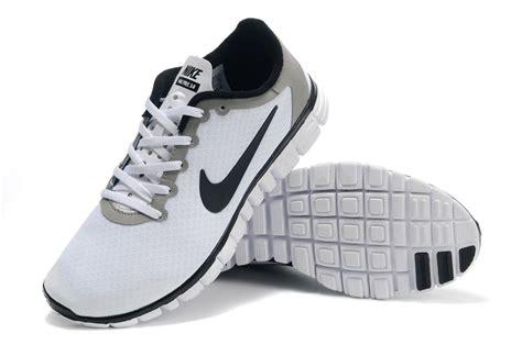 nike free 3 0 2 mens running shoes white grey black