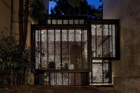 Erdgeschosswohnung Fenster Sichtschutz by Maison Escalier Rue Jacob E Architect