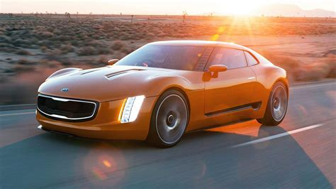 Kia Car Wallpaper Hd by Kia Concept Cars Gt4 Stinger Hd Car Wallpapers Free