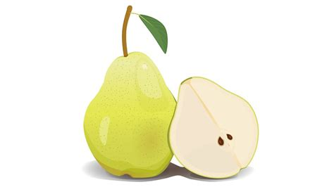 Free illustration: Pear, Fruit, Green, Healthy   Free Image on Pixabay   756388