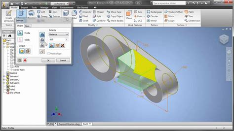 Auto Desk Inventor by Part 1 Autocad Inventor Lt Suite Increase Your 2d Drafting Productivity