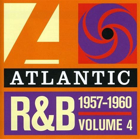 Cd Atlantic atlantic rhythm and blues vol 4 cd covers