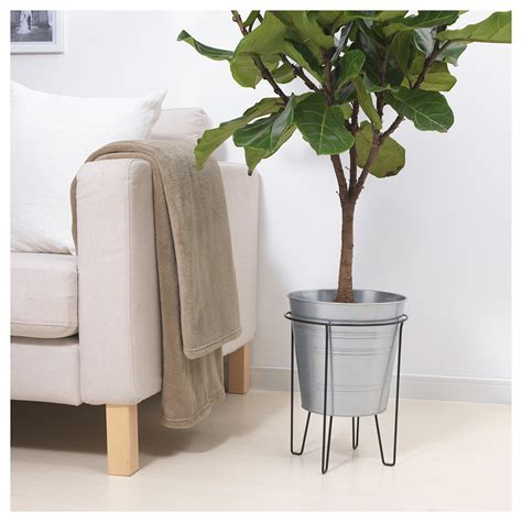 ikea plant stand sommar 2018 plant stand in outdoor black 26 cm ikea