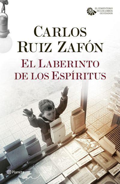 el laberinto de los esp 237 ritus carlos ruiz zaf 243 n comprar libro en fnac es