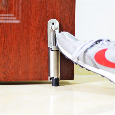 door stopper 6 quot luxury stainless steel telescopic door stopper extra
