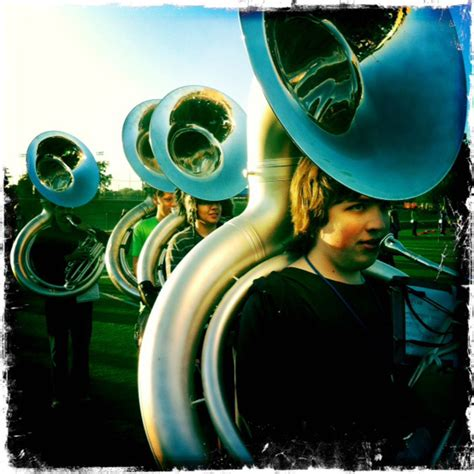 tuba section photo essay marching band and the tuba section 171 sunshine