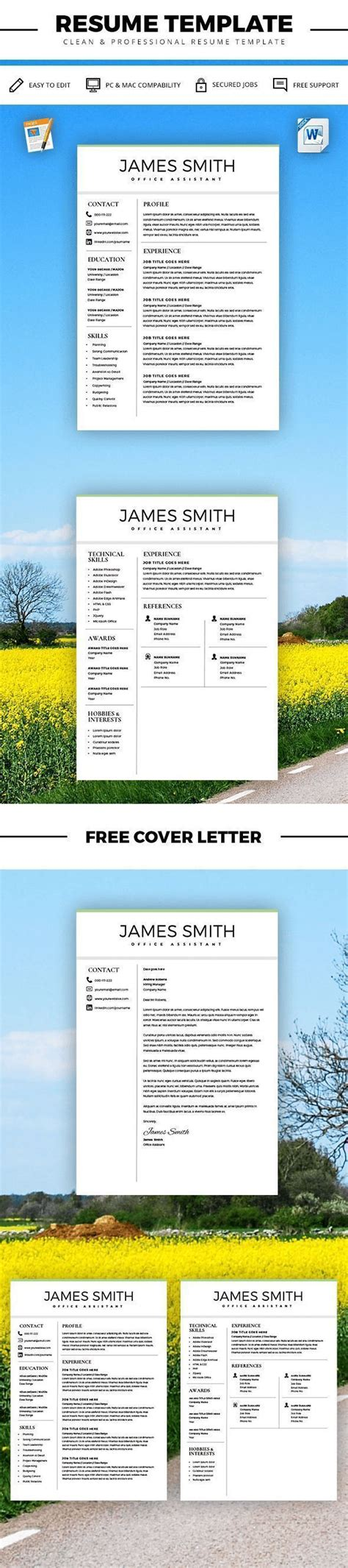 Classic 2 Resume Template by Best 25 Professional Resume Template Ideas On