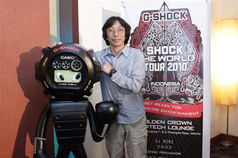 Shock Di Jakarta Bapak G Shock Hadir Di Indonesia Jagat Review
