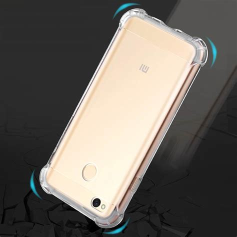 Softcase Rubber Doft Clear Mirror Soft Casing Xiaomi Redmi Pro Soft Silicone Clear For Xiaomi Redmi 4x Redmi 4 Pro