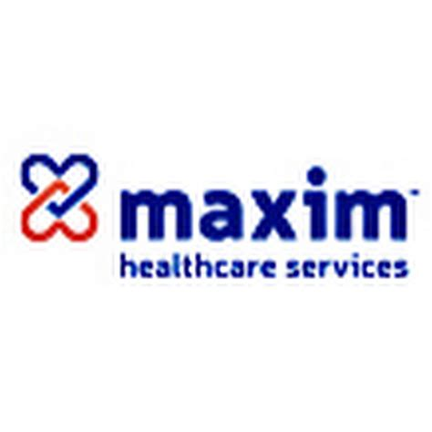 Maxim Healthcare Recruiter by Healthcare Services Images