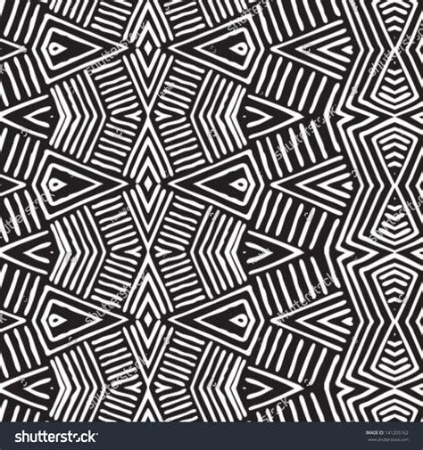 africa vector traditional background pattern vector african pattern seamlessly tiling seamless stock