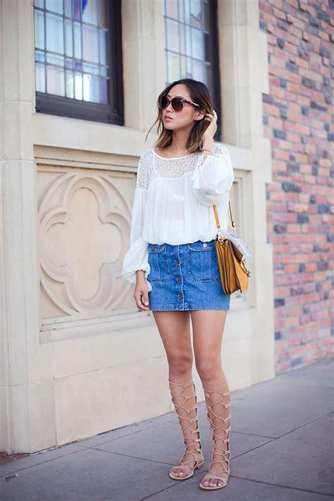 Aimee Rok Blus 02 fashion how to wear sandals at work fashion