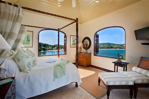 Caribbean Bedroom Decor by White Bedroom Interior Design Ideas