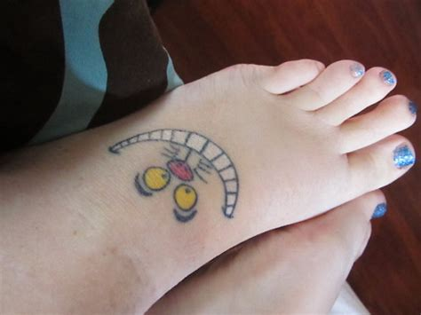cheshire cat smile tattoo cheshire cat smile on foot tattooimages biz