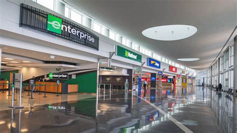 seatac airport rental car facility glumac