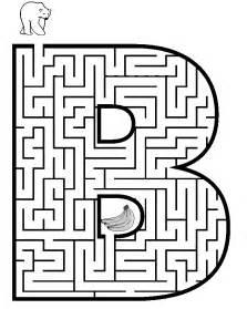 maze coloring pages printable maze to color coloring part 4
