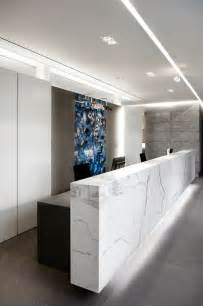 Marble Reception Desk Best 25 Modern Office Design Ideas On