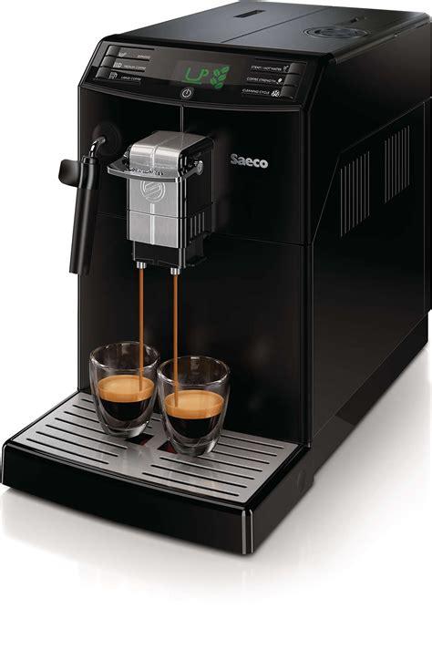 Coffee Machine Saeco minuto automatic espresso machine hd8775 48 saeco
