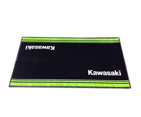 genuine kawasaki parts kawasaki pit mat