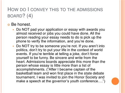 College Application Essay Joke Writing The College Application Essay