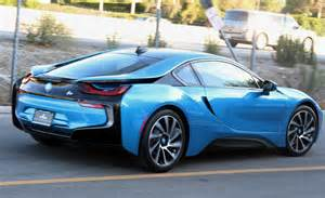 disick test drives a 150 000 bmw i8 sports car at a