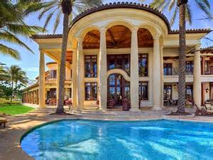 mediterranean style mansions fort lauderdale mediterranean style estate with beautiful