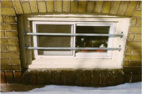 secure basement windows replacement windows replacement window bars