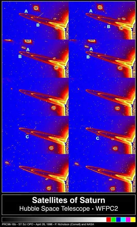 ringmakers   bizarre anomalies  saturn