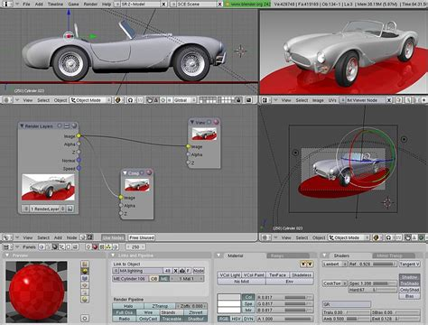 Blender Es in seguridad inform 225 tica blender animacion y creacion