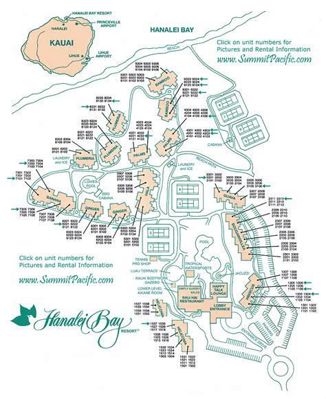 waipouli resort condo map hanalei bay resort 5201 ra61657 redawning