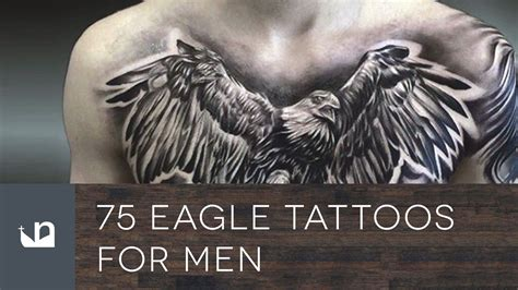 eagle tattoo for men 75 eagle tattoos for