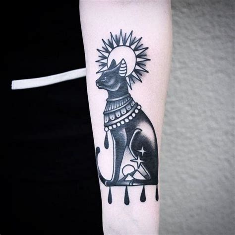 egyptian cat tattoo 80 mysterious tattoos for those fascinated by