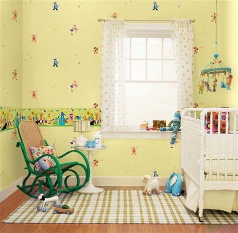 yellow baby bedroom home christmas decoration bedroom for babies start