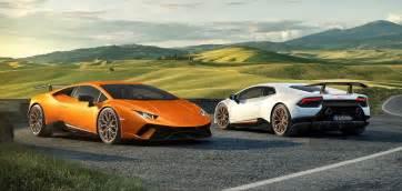 About Lamborghini 10 Amazing Facts About The Lamborghini Huracan Performante