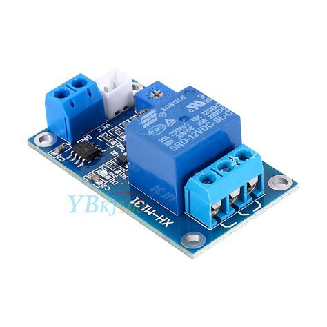 christmas light control module 12v photoswitch photoresistor relay module light detect