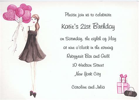 21 birthday invitation templates birthday quotes 21 quotesgram