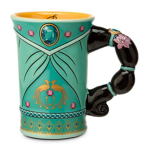 Disney Sketchbook Ceramic Cup No Handle - mug drinkware disney store
