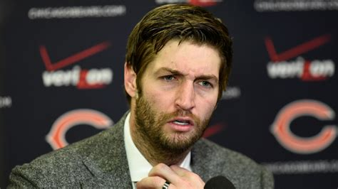 jay cutler former bears linebacker jokes about wanting to punch jay cutler nfl sporting news