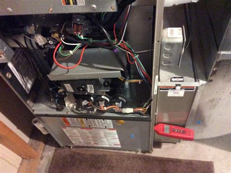 inducer fan will not start no inducer motor start furnace
