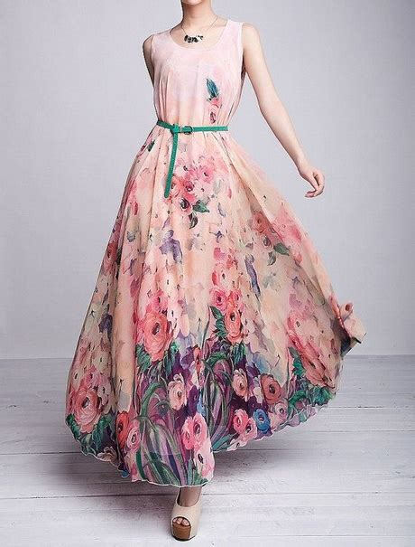floral frocks  ladies