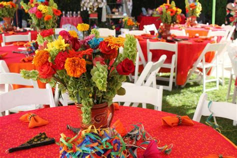 Mexican Themed Bridal Shower by Mexican Bridal Wedding Shower Ideas Photo 8