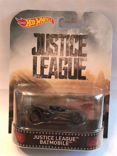 Hotwheels 1 64 Batman Batmobile Retro Entertainment 956a 1 64 wheels retro entertainment justice league
