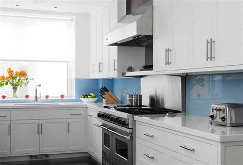 light blue kitchen backsplash clear glass backsplash for kitchen with beautiful texture